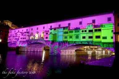 the fake factory videomapping ponte vecchio firenze 2018_01180