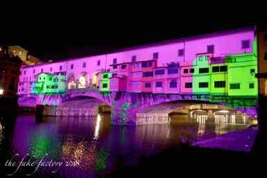 the fake factory videomapping ponte vecchio firenze 2018_01182