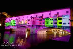 the fake factory videomapping ponte vecchio firenze 2018_01183