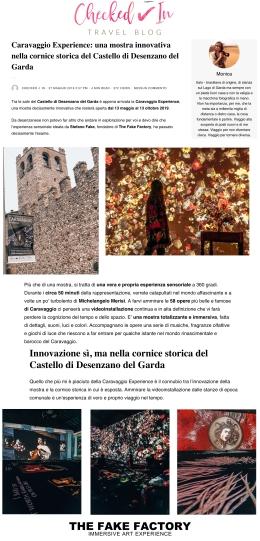 Caravaggio-Experience-Desenzano Checked-In-Travel-Blog