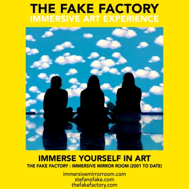 THE FAKE FACTORY immersive mirror room_00572