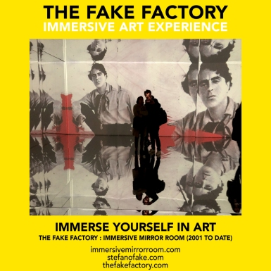 THE FAKE FACTORY immersive mirror room_00734