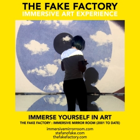 THE FAKE FACTORY immersive mirror room_00743