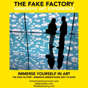 THE FAKE FACTORY immersive mirror room_00749