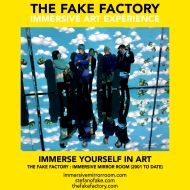 THE FAKE FACTORY immersive mirror room_00757