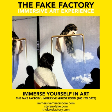 THE FAKE FACTORY immersive mirror room_00774