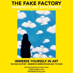 THE FAKE FACTORY immersive mirror room_00873