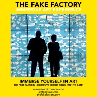 THE FAKE FACTORY immersive mirror room_00881