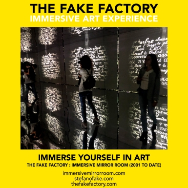 THE FAKE FACTORY immersive mirror room_00882