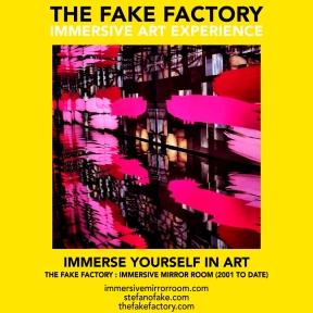 THE FAKE FACTORY immersive mirror room_00997