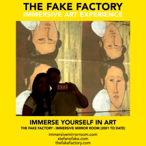 THE FAKE FACTORY immersive mirror room_01001