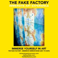 THE FAKE FACTORY immersive mirror room_01004