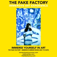 THE FAKE FACTORY immersive mirror room_01006