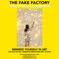 THE FAKE FACTORY immersive mirror room_01007