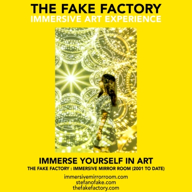 THE FAKE FACTORY immersive mirror room_01008