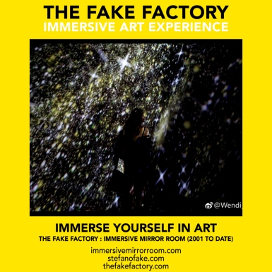 THE FAKE FACTORY immersive mirror room_01010