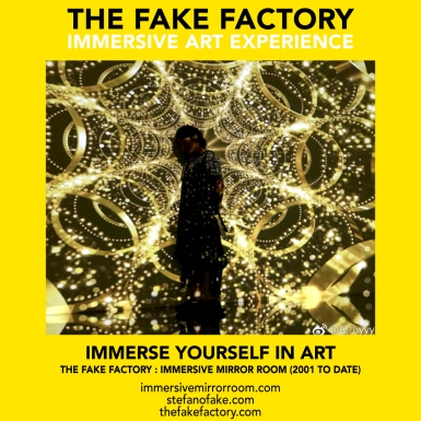 THE FAKE FACTORY immersive mirror room_01011