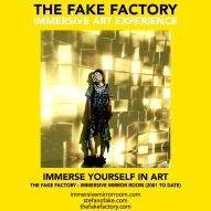 THE FAKE FACTORY immersive mirror room_01012