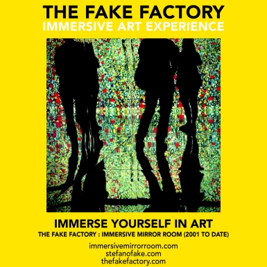 THE FAKE FACTORY immersive mirror room_01015