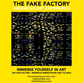 THE FAKE FACTORY immersive mirror room_01022