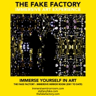 THE FAKE FACTORY immersive mirror room_01024
