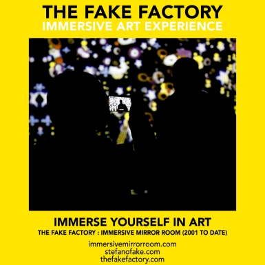 THE FAKE FACTORY immersive mirror room_01026