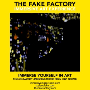 THE FAKE FACTORY immersive mirror room_01027
