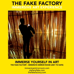 THE FAKE FACTORY immersive mirror room_01032