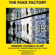 THE FAKE FACTORY immersive mirror room_01033