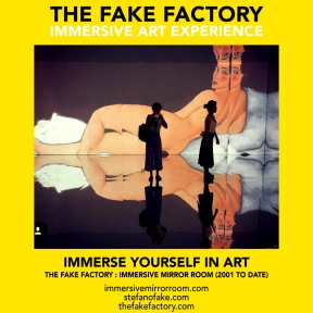THE FAKE FACTORY immersive mirror room_01040