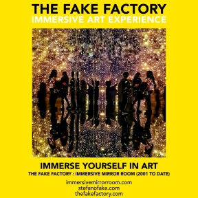 THE FAKE FACTORY immersive mirror room_01049