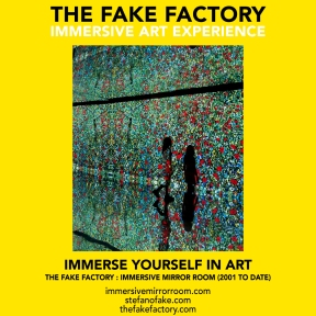 THE FAKE FACTORY immersive mirror room_01052