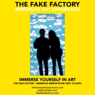 THE FAKE FACTORY immersive mirror room_01057