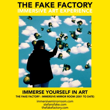 THE FAKE FACTORY immersive mirror room_01066