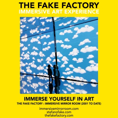 THE FAKE FACTORY immersive mirror room_01069