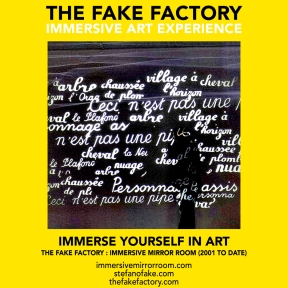 THE FAKE FACTORY immersive mirror room_01081