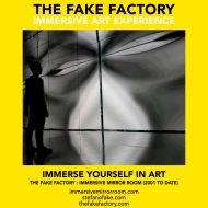 THE FAKE FACTORY immersive mirror room_01086