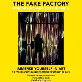 THE FAKE FACTORY immersive mirror room_01087