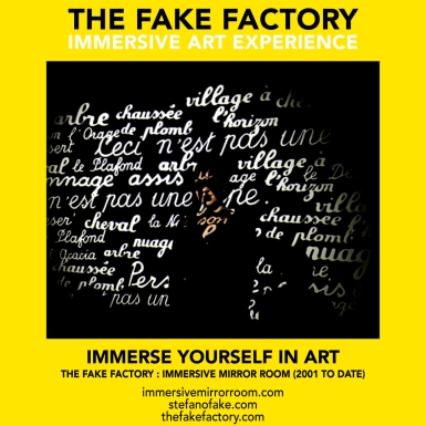 THE FAKE FACTORY immersive mirror room_01097