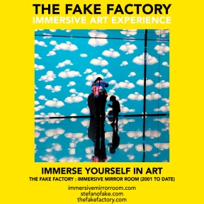 THE FAKE FACTORY immersive mirror room_01104
