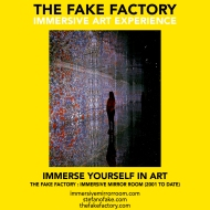 THE FAKE FACTORY immersive mirror room_01108