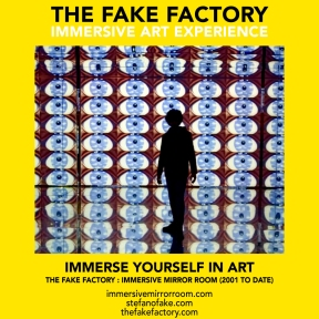 THE FAKE FACTORY immersive mirror room_01112