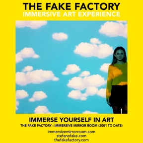 THE FAKE FACTORY immersive mirror room_01113