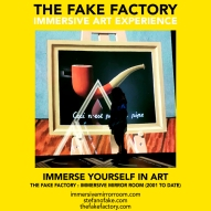 THE FAKE FACTORY immersive mirror room_01116