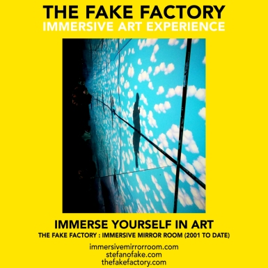 THE FAKE FACTORY immersive mirror room_01119
