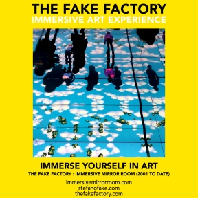 THE FAKE FACTORY immersive mirror room_01120