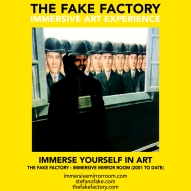 THE FAKE FACTORY immersive mirror room_01121