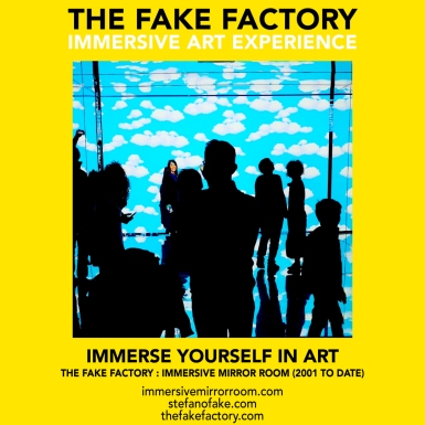 THE FAKE FACTORY immersive mirror room_01124