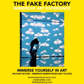 THE FAKE FACTORY immersive mirror room_01126