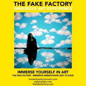 THE FAKE FACTORY immersive mirror room_01131